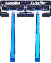 Parfüm, Parfüméria, kozmetikum Eldobható borotva készlet, 48 db. - Super-Max Twin Blade
