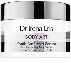Parfüm, Parfüméria, kozmetikum Testápoló szérum - Dr Irena Eris Body Art Youth Ambrosia Serum