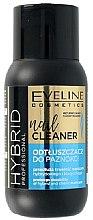 Parfüm, Parfüméria, kozmetikum Köröm zsírtalanító folyadék - Eveline Cosmetics Hybrid Professional Nail Cleaner