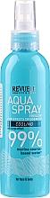 Parfüm, Parfüméria, kozmetikum Arc- és testpermet moszat kivonattal - Revuele Face&Body Revitalizing Aqua Spray