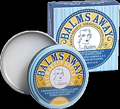Parfüm, Parfüméria, kozmetikum Vízálló sminklemosó és műszempilla oldószer - TheBalm Balms Away Eye Makeup Break-Up