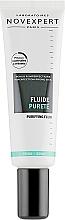 Parfüm, Parfüméria, kozmetikum Bőrhiba elleni fluid cinkkel - Novexpert Trio-Zinc Purifying Fluid
