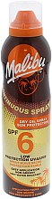 Parfüm, Parfüméria, kozmetikum Napvédő száraz olaj - Malibu Continuous Dry Oil Spray SPF 6