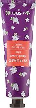 "Parfüm, Parfüméria, kozmetikum Illatosított kézkrém ""Orgona"" - The Saem Perfumed Lilac Hand Cream"