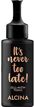 Parfüm, Parfüméria, kozmetikum Intenzív arctonik - Alcina It's Never Too Late Zell-Aktiv Tonic