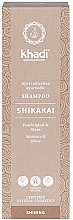 """Parfüm, Parfüméria, kozmetikum Ayurvédikus sampon """"Shikakai"""", minden hajtípusra - Khadi"""