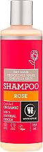 """Parfüm, Parfüméria, kozmetikum Sampon száraz hajra """"Rózsa"""" - Urtekram Rose Dry Hair Shampoo"""