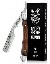 Parfüm, Parfüméria, kozmetikum Borotvakés - Angry Beards Shavetta Zizka