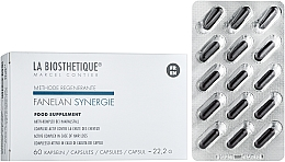 Parfüm, Parfüméria, kozmetikum Hajnövekedés serkentő étrendkiegészítő komplexum - La Biosthetique Bio-Fanelan Synergie