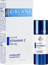 Parfüm, Parfüméria, kozmetikum Stimuláló szérum koncentrátum C vitaminnal - Orlane Supradose Vitamine C Energizing Concentre