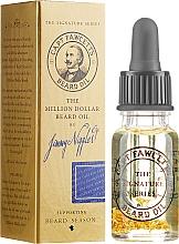 Parfüm, Parfüméria, kozmetikum Szakáll olaj - Captain Fawcett The Million Dollar Beard Oil by Jimmy Niggles