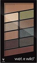 Parfüm, Parfüméria, kozmetikum Szemhéjfesték paletta - Wet N Wild Color Icon 10 Pan Palette