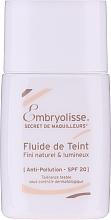 Parfüm, Parfüméria, kozmetikum Arcfluid - Embryolisse Secret De Maquilleurs Liquid Foundation Spf 20