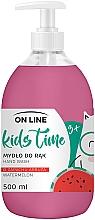 "Parfüm, Parfüméria, kozmetikum Folyékony szappan ""Görögdinnye"" - On Line Kids Time Hand Wash"