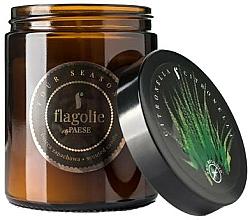 """Parfüm, Parfüméria, kozmetikum Illatgyertya üvegben """"Citronella"""" - Flagolie Fragranced Candle Citronella"""