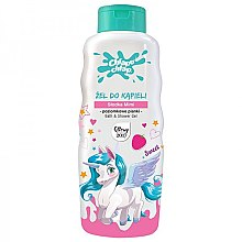 Parfüm, Parfüméria, kozmetikum Gyerek tusfürdő földieper illattal - Chlapu Chlap Bath & Shower Gel