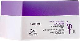 Parfüm, Parfüméria, kozmetikum Maszk a dús hatásért - Wella Professionals Wella SP Volumize Mask