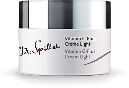 Parfüm, Parfüméria, kozmetikum Könnyű nappali arckrém - Dr. Spiller Vitamin C-Plus Cream Light