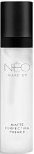 Parfüm, Parfüméria, kozmetikum Mattító sminkalap - NEO Make Up Matte Perfecting Primer