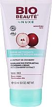 Parfüm, Parfüméria, kozmetikum Hámlasztó tisztító arckrém - Nuxe Bio Beaute Rebalancing Exfoliating Cleansing Cream