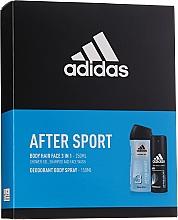 Parfüm, Parfüméria, kozmetikum Szett - Adidas After Sport (deo/150ml + sh/gel/250ml)