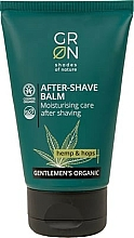 Parfüm, Parfüméria, kozmetikum Borotválokzás utáni balzsam - GRN Gentlemen's Organic Hemp & Hop After-Shave Balm