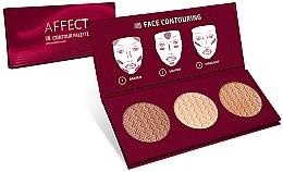 Parfüm, Parfüméria, kozmetikum Arckontúrozó paletta - Affect Cosmetics Contour Palette