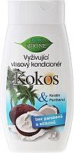 """Parfüm, Parfüméria, kozmetikum Hajkondicionáló """"Kókusz"""" - Bione Cosmetics Coconut Nourishing Conditioner"""