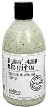 Parfüm, Parfüméria, kozmetikum Fürdőtej - Sefiros Body Peeling Cleansing Milk Green Tea
