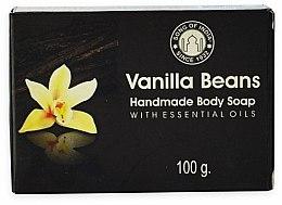 Parfüm, Parfüméria, kozmetikum Szappan - Song of India Soap Vanilla Beans
