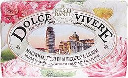 """Parfüm, Parfüméria, kozmetikum Szappan """"Pisa"""" - Nesti Dante Dolce Vivere Pisa"""