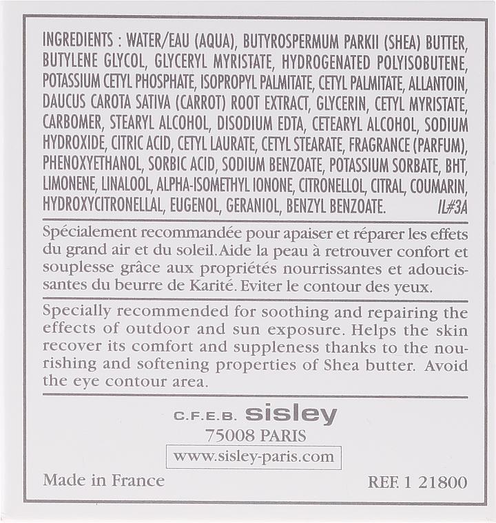 Regeneráló krém - Sisley Botanical Restorative Facial Cream With Shea Butter — fotó N3