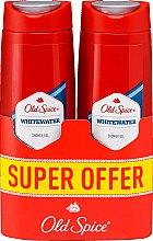 Parfüm, Parfüméria, kozmetikum Tusfürdő, 2x400ml - Old Spice Whitewater Shower Gel