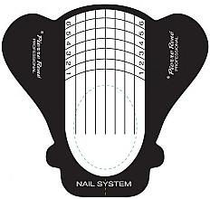 Parfüm, Parfüméria, kozmetikum Műköröm sablon - Pierre Rene Professional Nail System