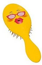 Parfüm, Parfüméria, kozmetikum Hajkefe 2003W, smile szemüvegben - IDC Design XL Detangle Brush