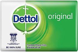 Parfüm, Parfüméria, kozmetikum Antibakteriális szappan fenyő illattal - Dettol Anti-bacterial Original Bar Soap