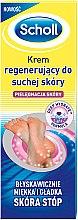 Parfüm, Parfüméria, kozmetikum Regeneráló lábkrém száraz bőrre - Scholl Regenerating Cream