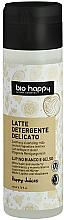 """Parfüm, Parfüméria, kozmetikum Arctisztító tej """"Fehér csillagfürt és eperfa"""" - Bio Happy Face Milk Cleanser"""