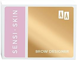 Parfüm, Parfüméria, kozmetikum Szemöldökformázó szett - AA Sensi Skin Brow Designer