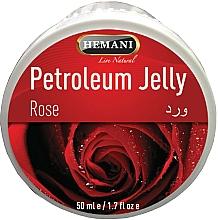 Parfüm, Parfüméria, kozmetikum Vazelin rózsával - Hemani Petroleum Jelly With Rose