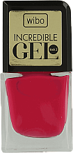 Parfüm, Parfüméria, kozmetikum Gél lakk - Wibo Incredible Gel