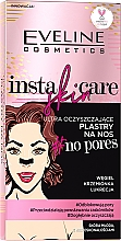Parfüm, Parfüméria, kozmetikum Ultra tisztító orrtisztító tapasz - Eveline Cosmetics Insta Skin Care #No Pores