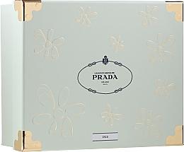 Parfüm, Parfüméria, kozmetikum Prada Les Infusions De Iris - Szett (edp/100ml + + b/lot/100ml + edp/mini/10ml)