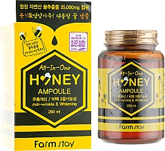 Parfüm, Parfüméria, kozmetikum Többfunkciós mézes szérum--ampulla arcra - FarmStay All-In-One Honey Ampoule