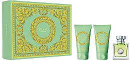 Parfüm, Parfüméria, kozmetikum Versace Versense - Szett (edt/50ml + b/lot/50ml + sh/g/50ml)