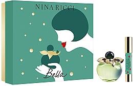 Parfüm, Parfüméria, kozmetikum Nina Ricci Bella - Szett (edt/50ml + lipstick/2.5ml)
