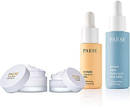 Parfüm, Parfüméria, kozmetikum Készlet - Paese (serum/15ml + serum/30ml + base/30ml + cr/15ml)
