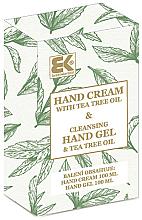 Parfüm, Parfüméria, kozmetikum Készlet - Brazil Keratin Tea Tree Oil (h/cream/100ml + h/gel/100ml)