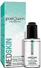 Parfüm, Parfüméria, kozmetikum Glikol peeling szérum - PostQuam Med Skin Glycolic Peeling Serum