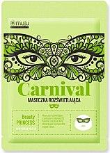 Parfüm, Parfüméria, kozmetikum Szövetmaszk arcra - Muju Carnival Beauty Princess